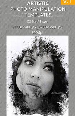 Effet Photoshop Manipulation Artistique